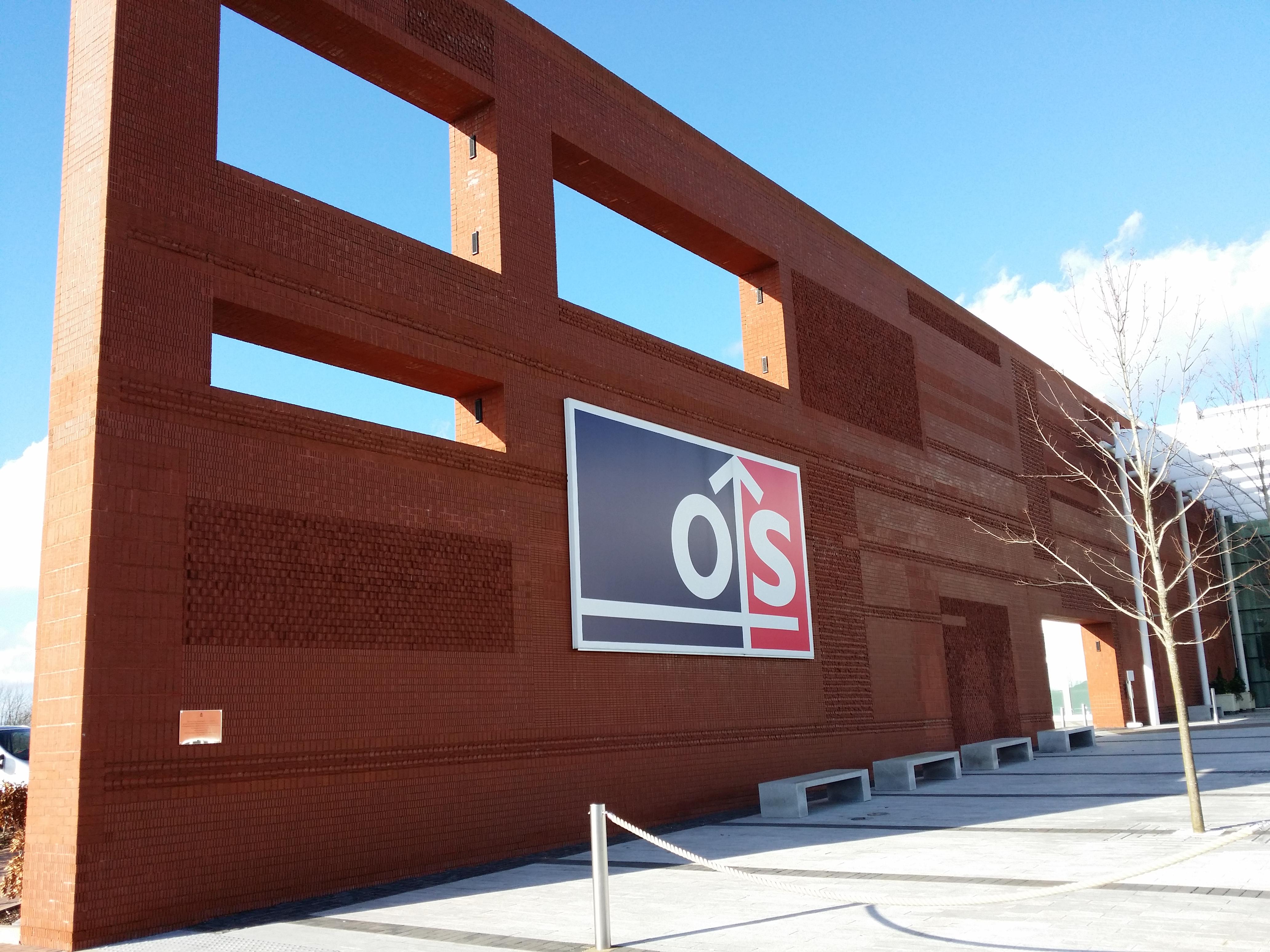 OS HQ entrance